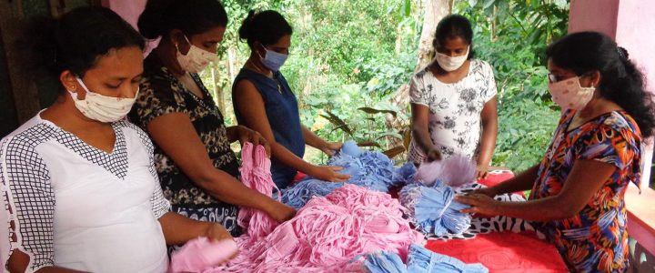 Sult og fattigdom etter COVID-19 på Sri Lanka