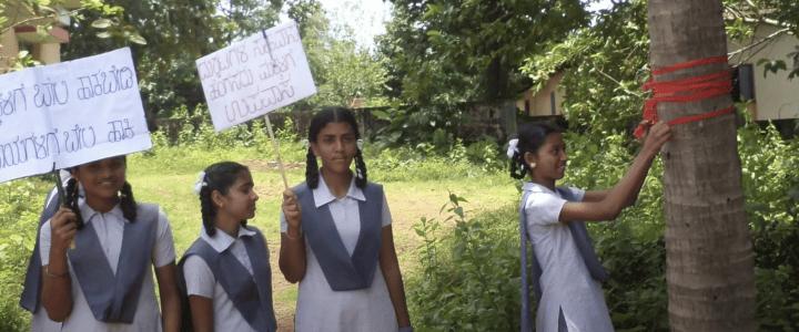 Barn i India skaper forandring