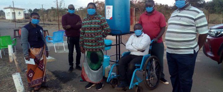 Presidentvalg og pandemi i Zambia
