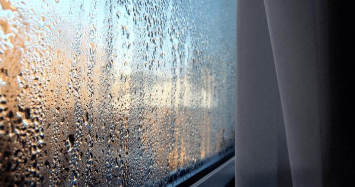 Конденсат на металлопластиковых окнах