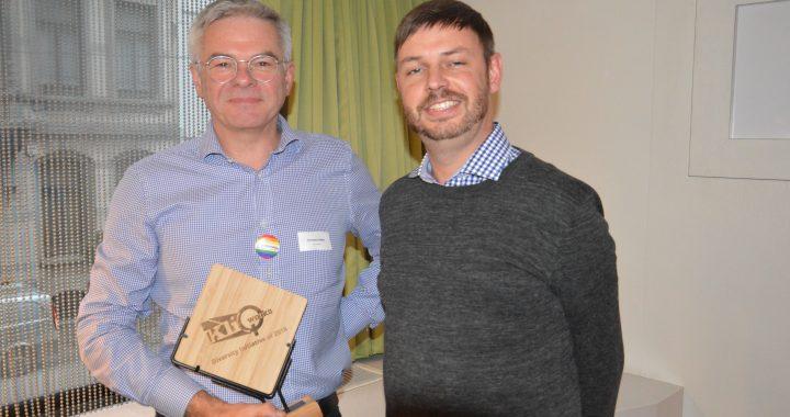 KliQ Works Diversity Initiative 2018