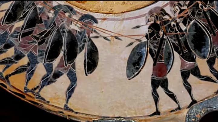 Cartoons of Ancient Greece