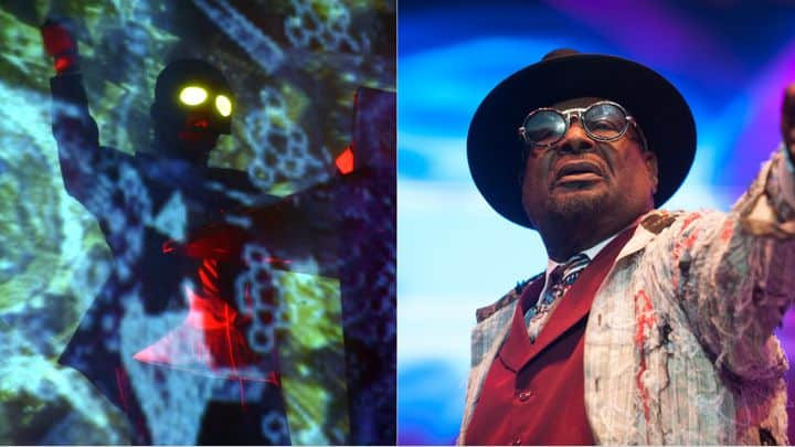 #world - Flying Lotus Forms New Group, Enlists George Clinton for Funk Odyssey | @Rolling Stone Artes & contextos world flying lotus forms new group enlists george clinton for funk odyssey rolling stone