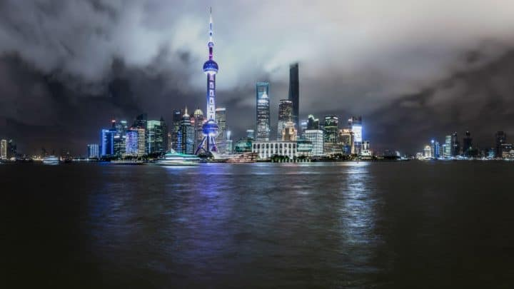 China Film Group's $690M IPO Plan Gets Regulatory Approval - @The Hollywood Reporter Artes & contextos shanghai skyline