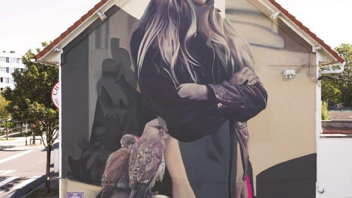 """""""Gardien de Crécerelle"""" de Telmo Miel em Bolonha, França Artes & contextos gardien de crecerelle by telmo miel in boulogne france"""