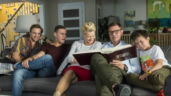 serialowe rodziny