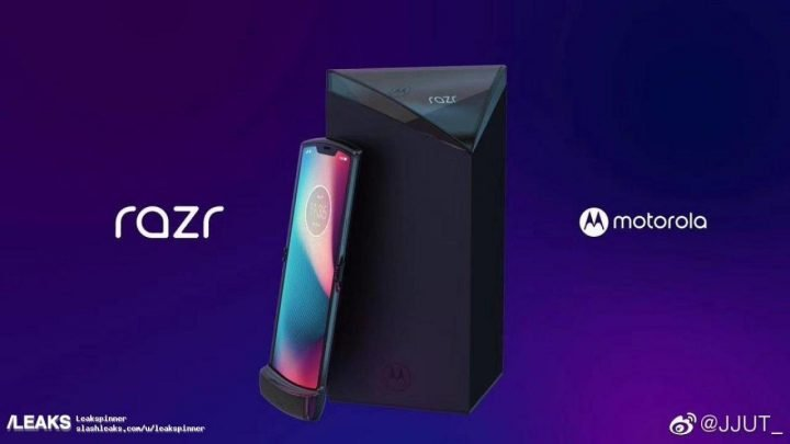 Foldable Moto Razr