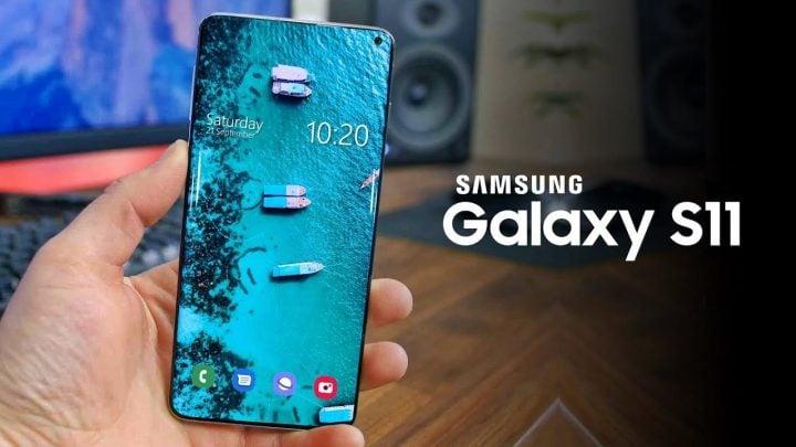 Samsung Galaxy S11 Launch