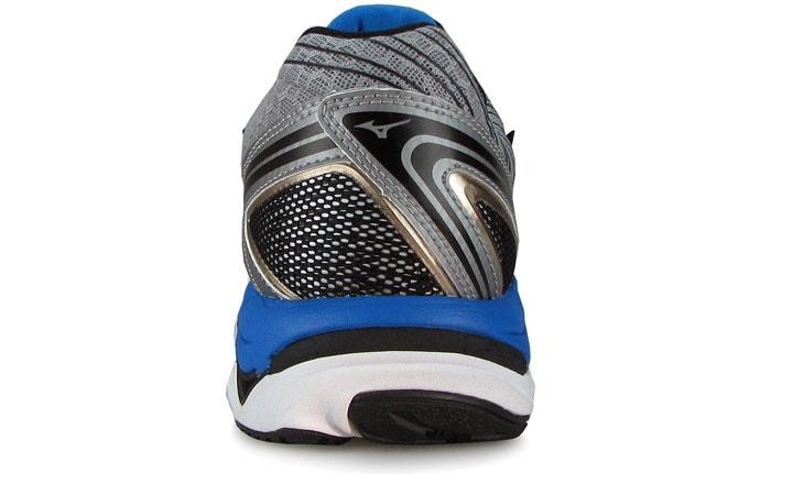 Рис.7 Можно ли назвать Paradox амортизирующей обувью? В задней части да