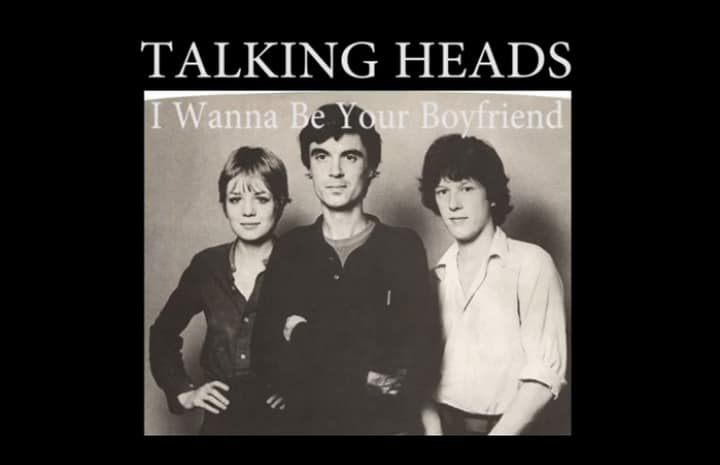 Talking Heads with Ramones