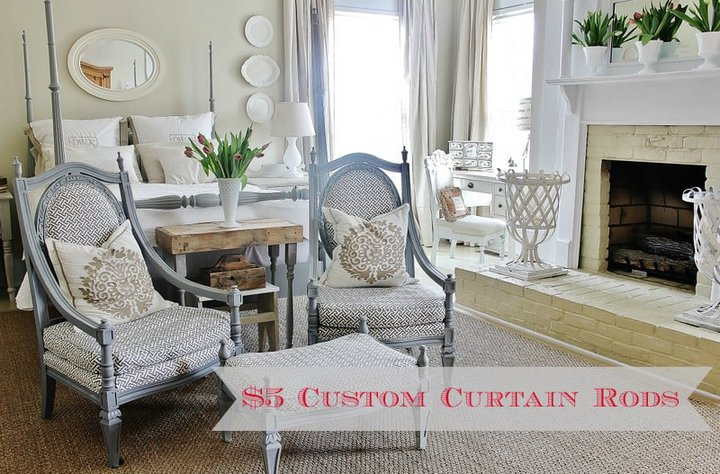 Custom Curtain Rods