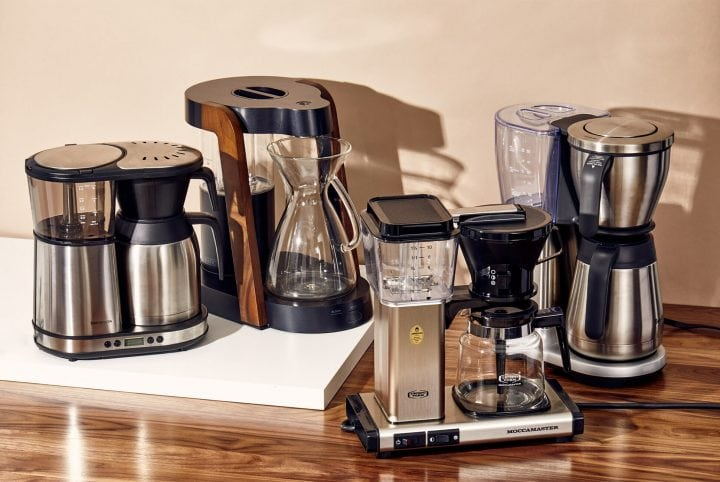 Best coffee makers under $100