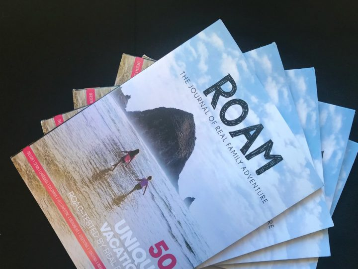 NEW: Get Your ROAM Journal!