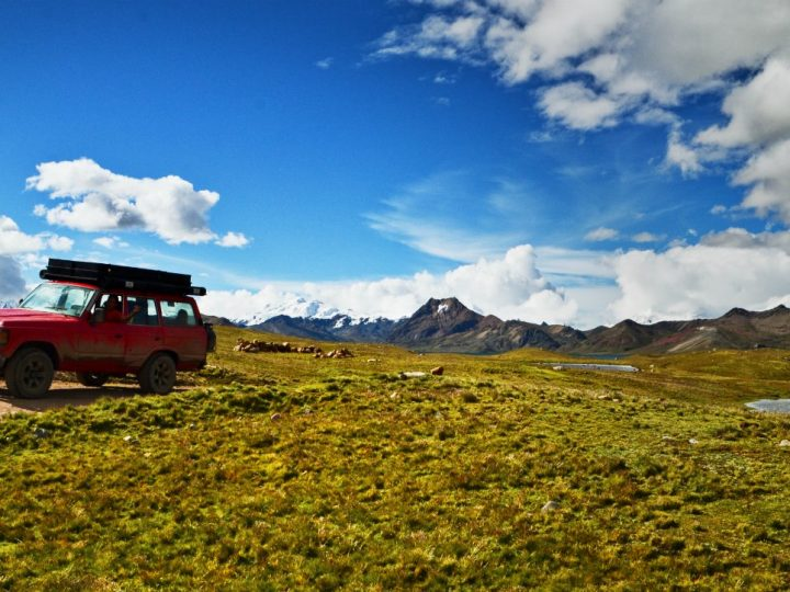 Overlanding Peru's Great Inca Road