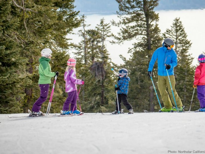 ROAM's Guide to Family Skiing in California