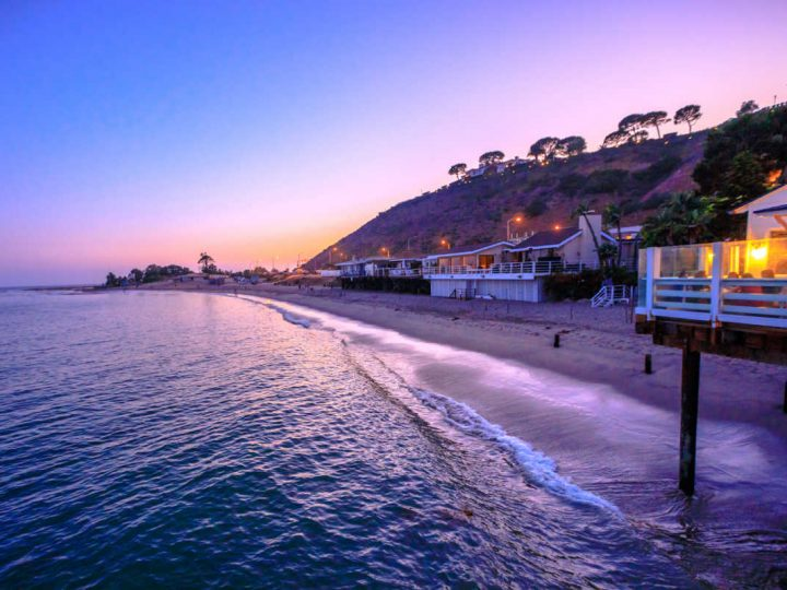 Parent Escape – The Surfrider Malibu