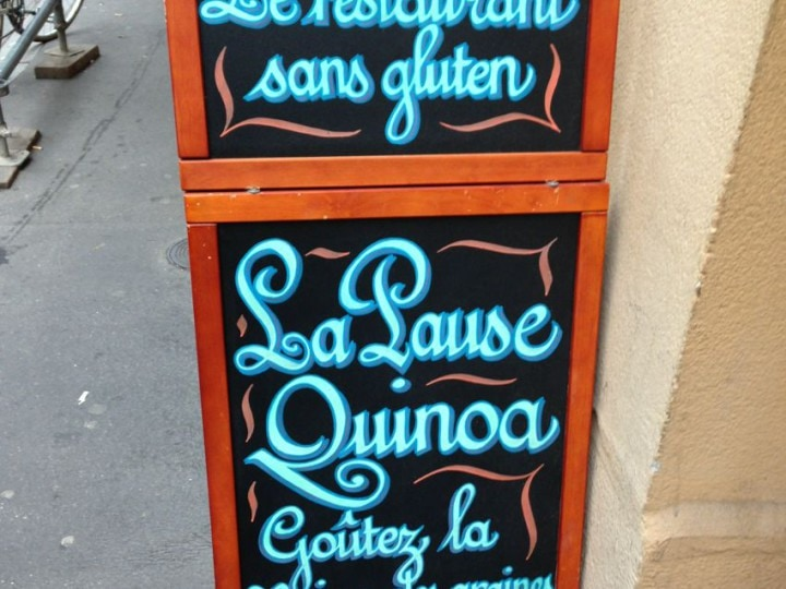 La Pause Quinoa, restaurant de Strasbourg
