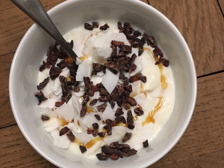 Eclats de fèves de cacao NU3 : on aime !