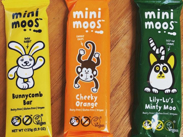 Moo Free : les petits chocolats vegan pour toute la famille