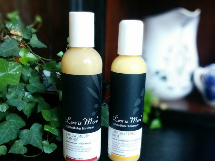 Less is More : le shampoing MALLOWSMOOTH