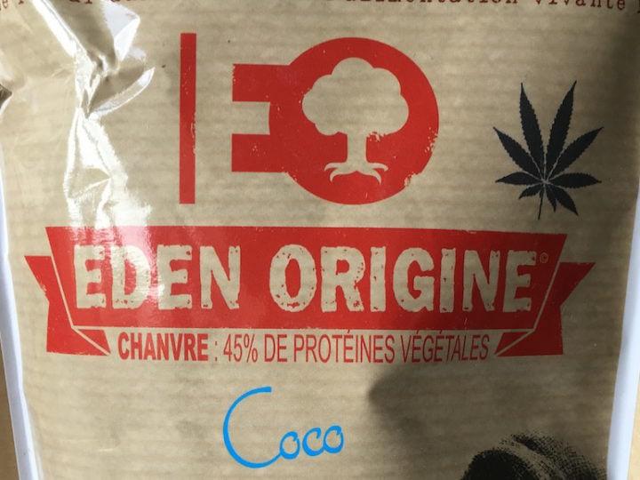 Protéines coco Eden Origine : pour les goûters, mais pas que !