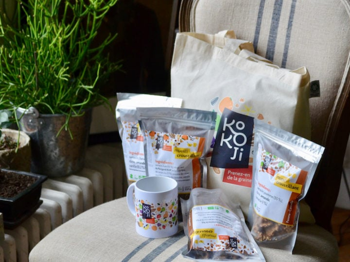 Coffret cadeau Kokoji : l'indispensable !