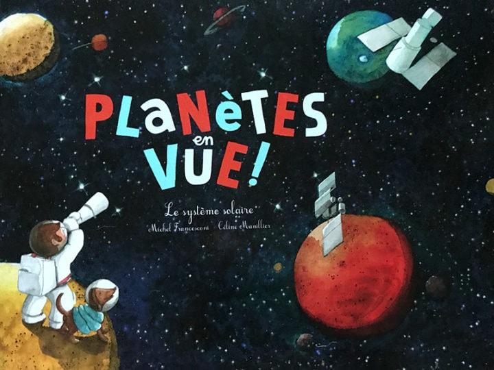 On part explorer les planètes et les étoiles avec ces livres sur l'astronomie