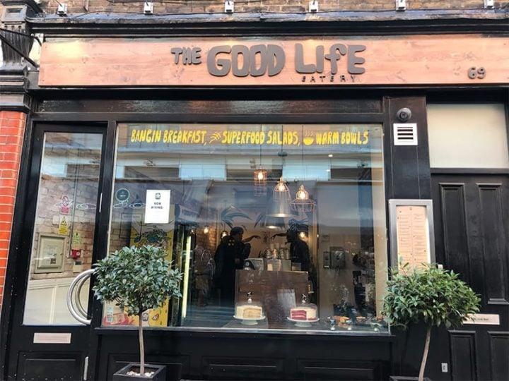 The Good Life Eatery : restaurant sain et délicieux de Londres