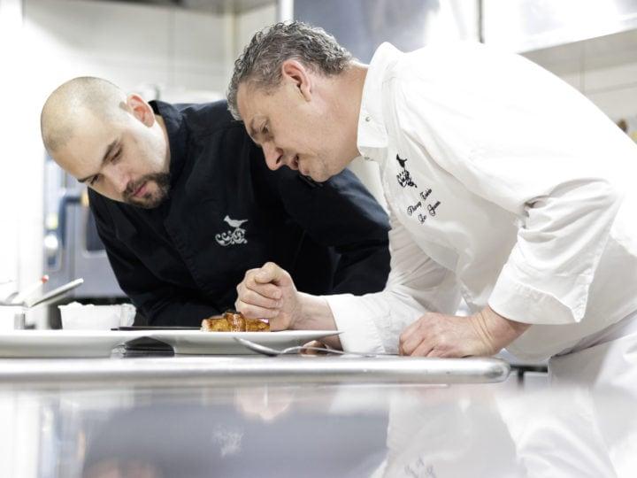 Interview végétale du chef Thierry Enderlin du restaurant Coquillade