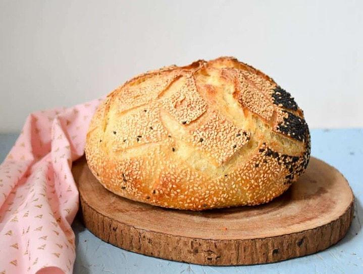 "<img src=""https://cdn.shortpixel.ai/client/q_glossy,ret_img,w_720,h_544/Sourdough bread.png"" alt=""Semolina Sourdough bread 1"">"
