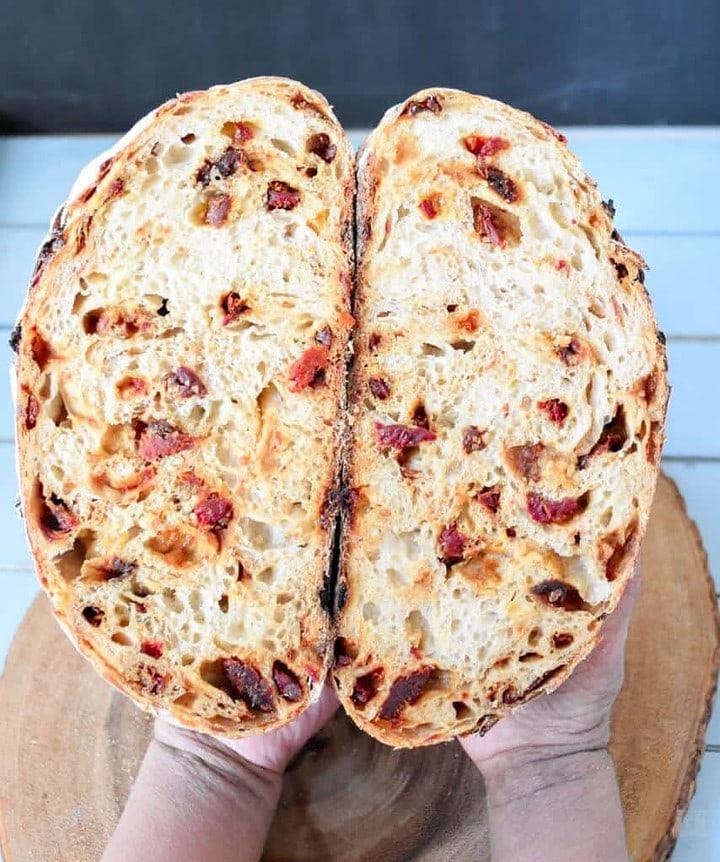 "<img src=""https://cdn.shortpixel.ai/client/q_glossy,ret_img,w_720,h_863/Sourdoughbread 10.jpg"" alt=""Sun dried tomatoes and Parmesan Sourdough bread 10"">"
