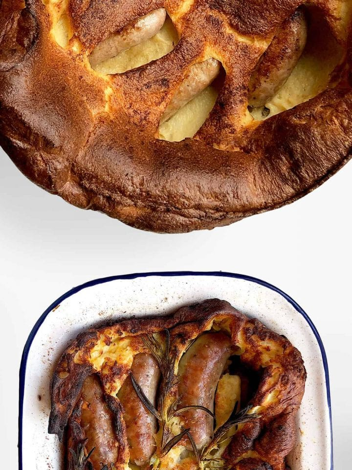 Toad in the hole - James Martin vs Jamie Oliver