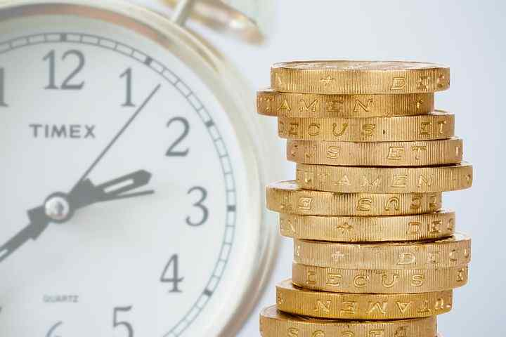 The weighted average cost of capital in financial management