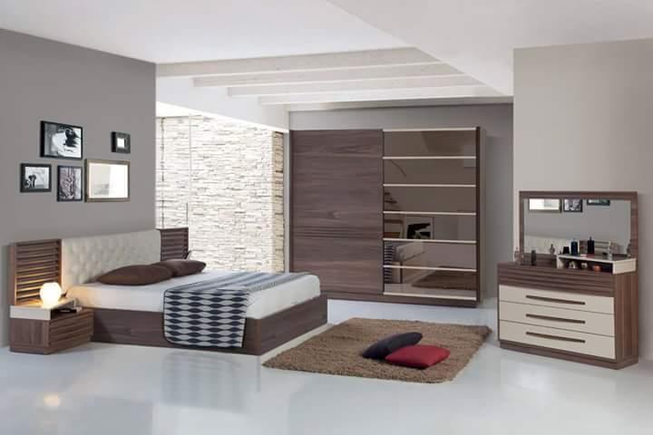 غرفة نوم مودرن تركي 2019