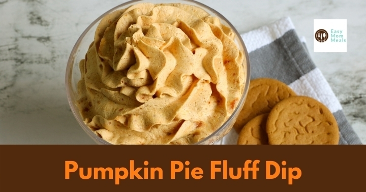 Easy Pumpkin Fluff Recipe {great for dipping}