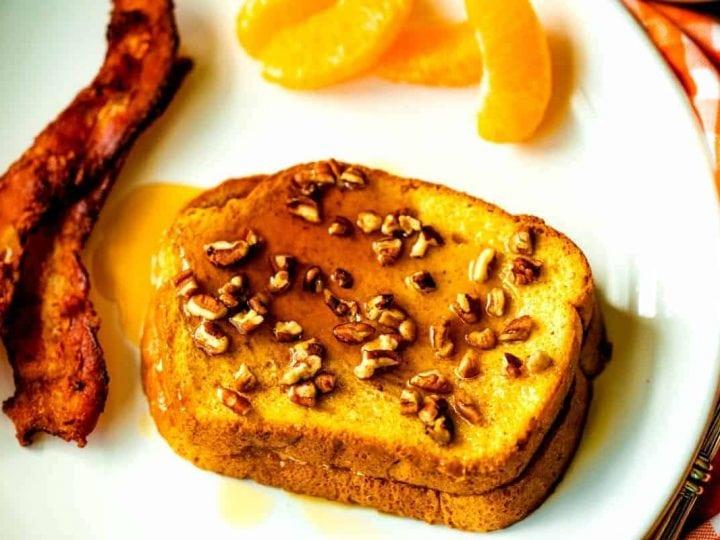 French Toast à L'Orange