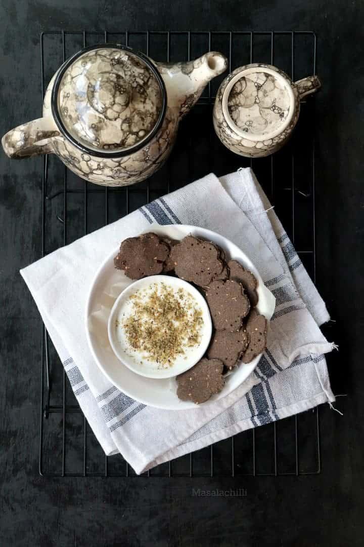 Buckwheat Crackers – Easy Gluten Free Vegan Snack