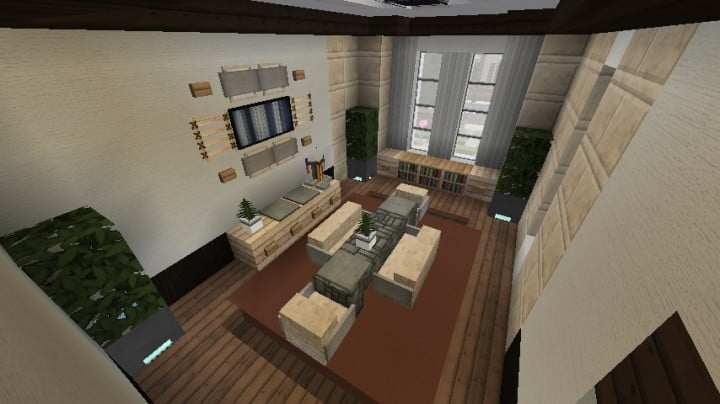 Minecraft Victorian House City Download build ideas 5