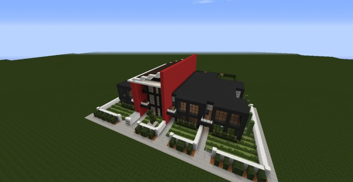 Modern Condo Apartment building minecraft ideas download save city complete 3