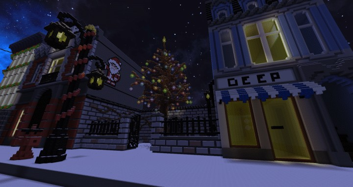 lego-city-transformed-to-christmas-town-texture-pack-download-save-holiday-snow-5
