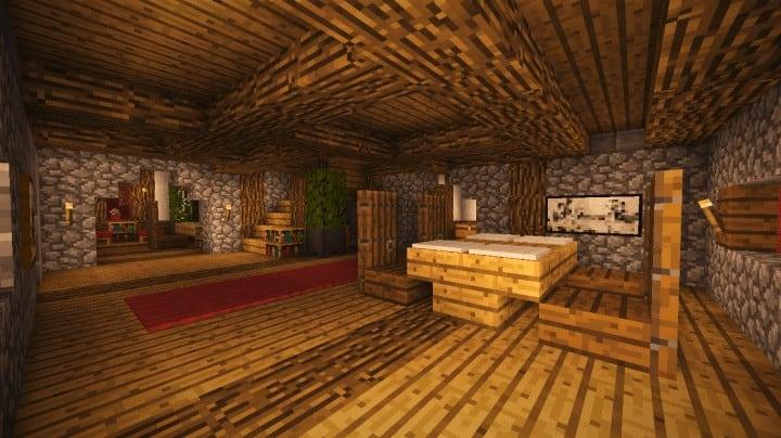 Boitameu Minecraft Timelapse Cozy little Medieval House Timelapse Download amazing default texture pack 10