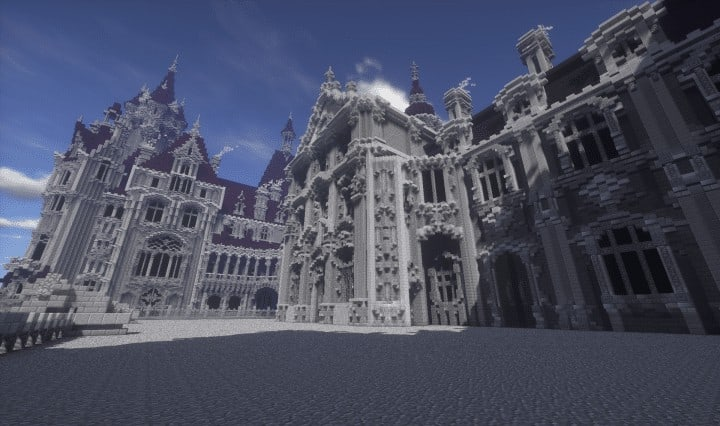 the-moszna-castle-a-gothic-and-baroque-castle-minecraft-building-ideas-download-save-detail-crazy-2