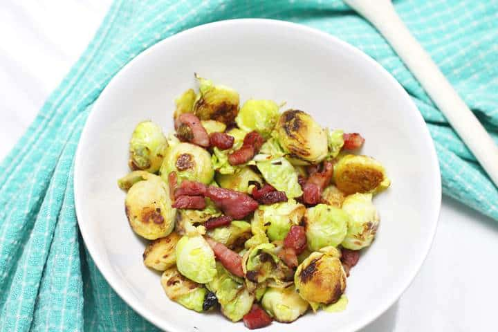 sauteed Brussel sprouts recipes