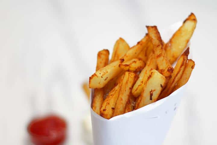 Belgian French Fries