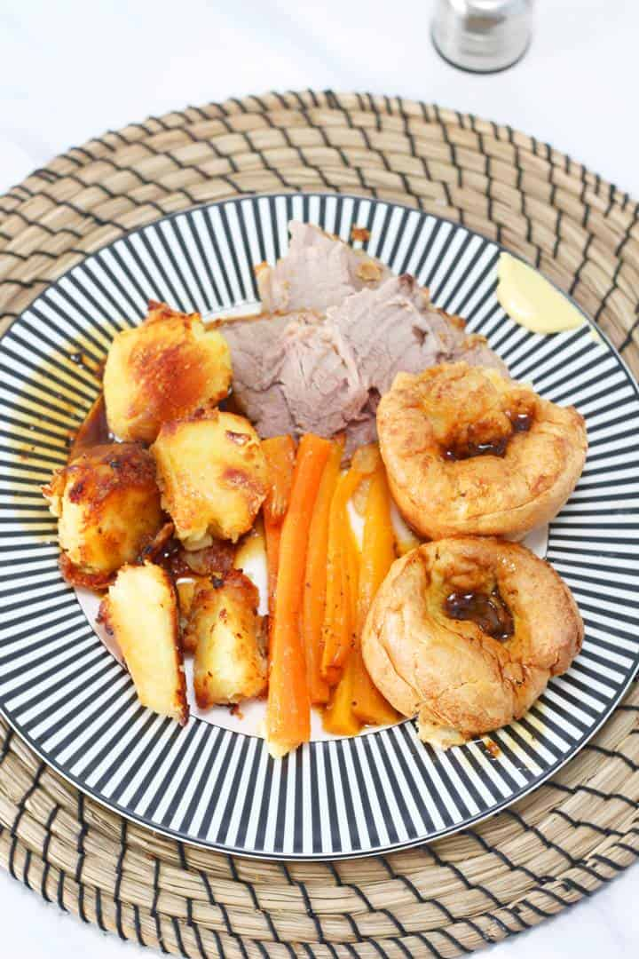 roast sunday lunch