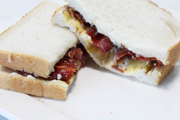 best bacon sandwich