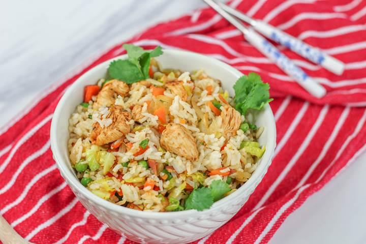 nandos spicy rice recipe