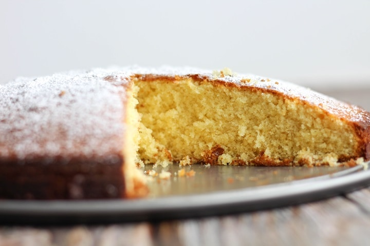 super fluffy sponge cake recipe