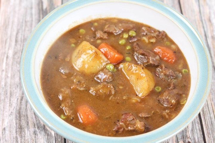 instant pot veggie soup
