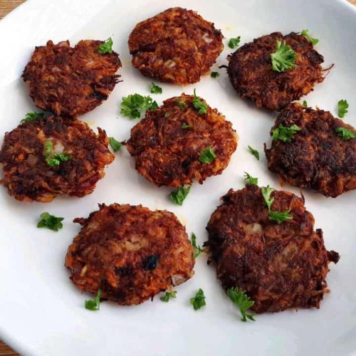 Corned Beef Hash Patties Recipe